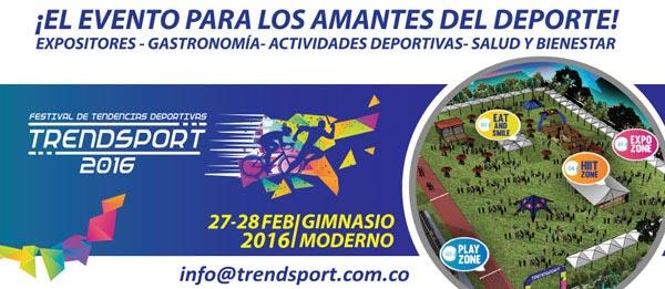 El evento para los amantes del deporte: Trendsport 2016