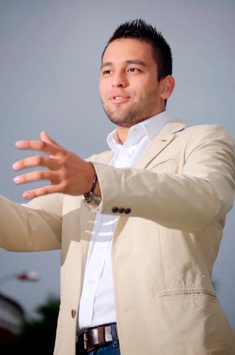 Steven Cardenas, Concejal del Partido Conservador en Pereira, Colombia