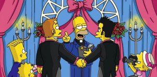 """""""Los Simpson"""", la serie de animación que más ha contribuido a la causa LGTBI"""