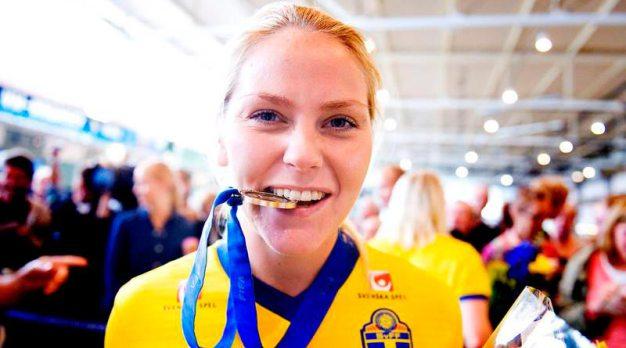 Lisa Dahlkvist (Suecia)
