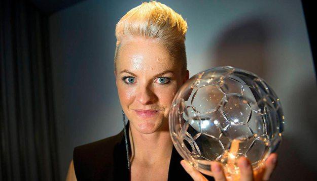 Nilla Fischer (Suecia)