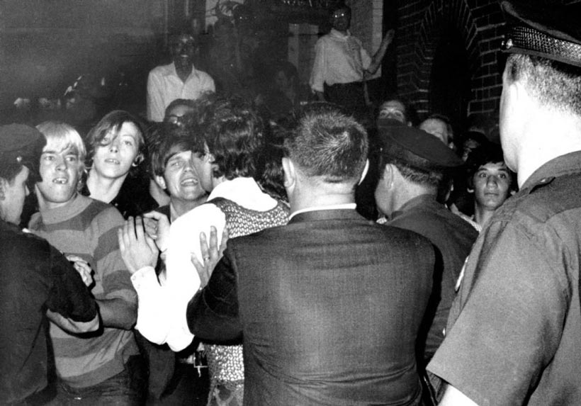 Stonewall es hito de New York City