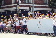 Apple manifiesta su apoyo al colectivo LGBT