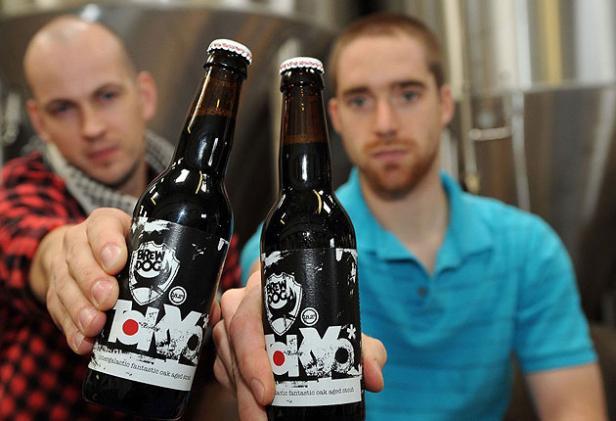 La cerveza artesanal lleva más de ocho años en el mercado europeo.
