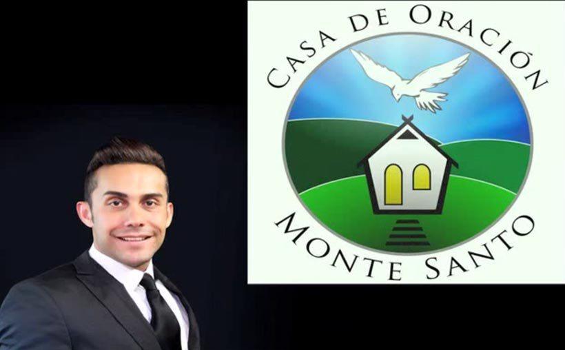 Casa de oración - Monte Santo