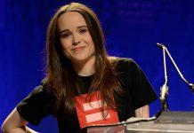 """Ellen Page: """"Estoy aquí porque soy GAY"""""""