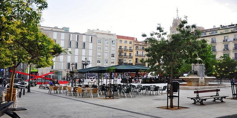 Plaza Zerolo Madrid