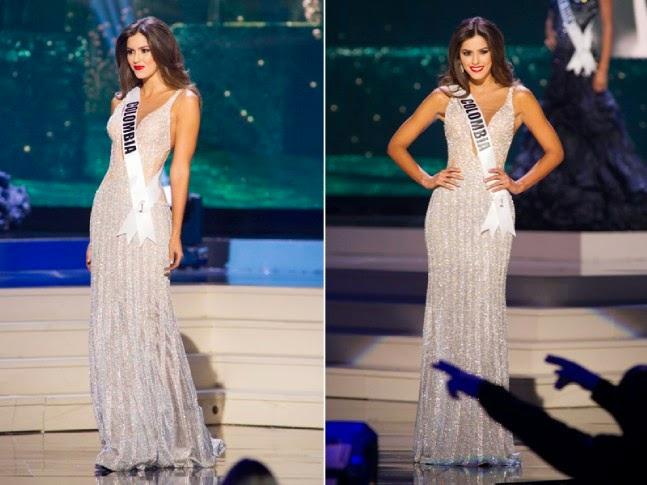 Miss universo, Paulina Vega 2014