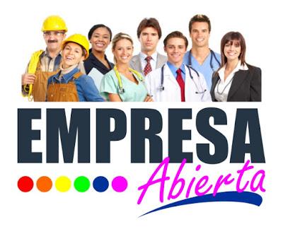 Empresa abierta Perú colores