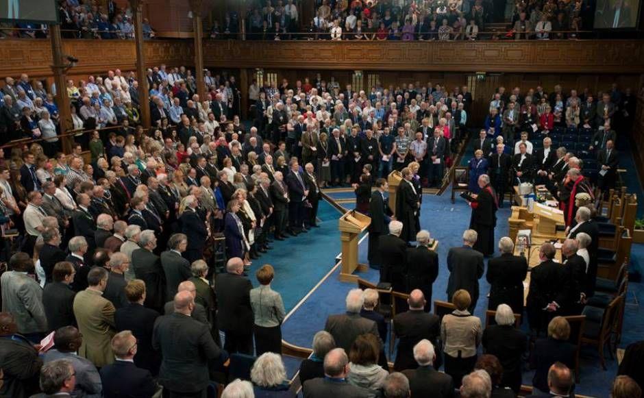 Asamblea General de la Iglesia de Escocia