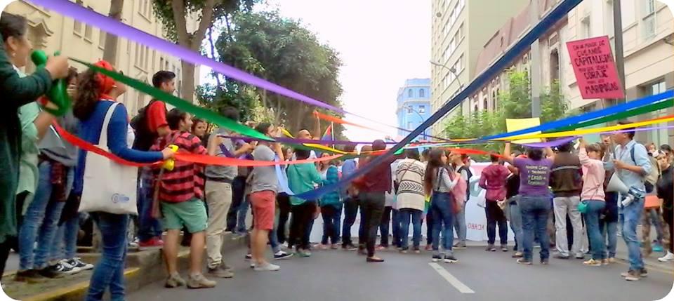 Marcha por la igualdad Perú
