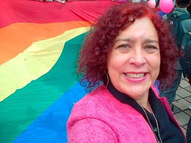 Tamara Adrián Hernández, diputada y abogada venezolana.