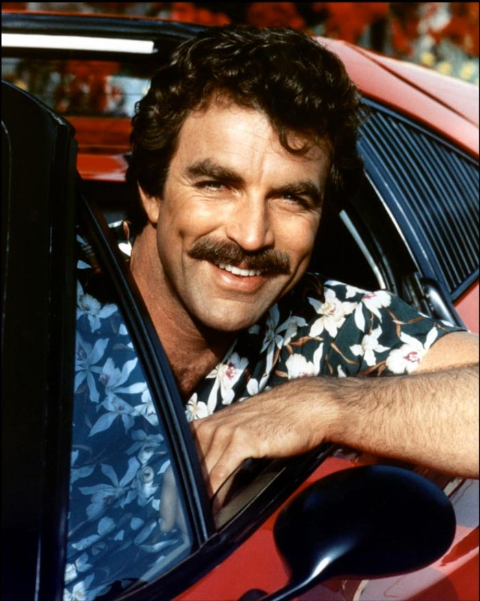 Tom Selleck como Magnum