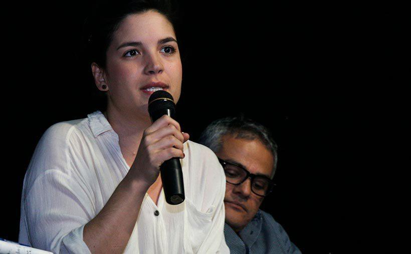 Valeria Mejía, Secretaria de Juventud de Medellín. Foto: Raúl Jaramillo