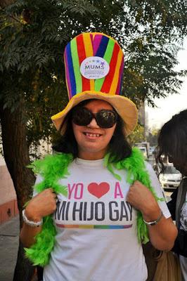 Yo amo a mi hijo gay