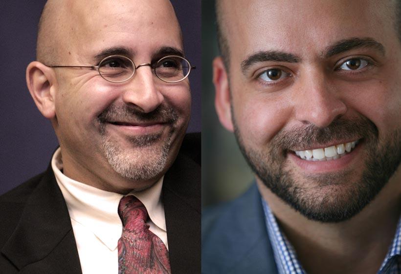 Activistas Americanos en Cuba, Evan Wolfson y Tico Almeida