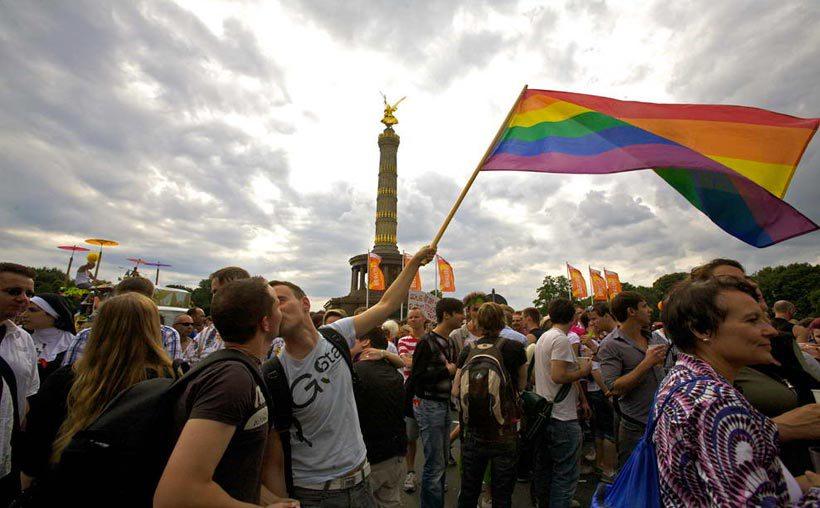 Berlín, Alemania LGBT