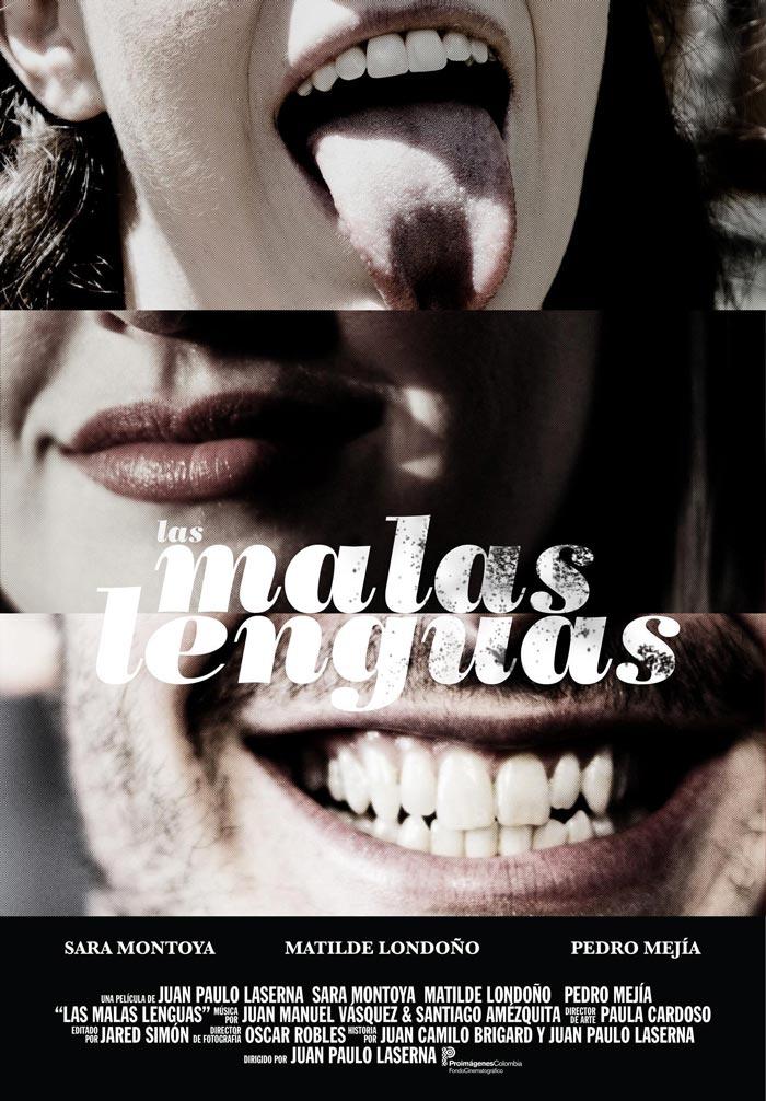 Las malas lenguas, película