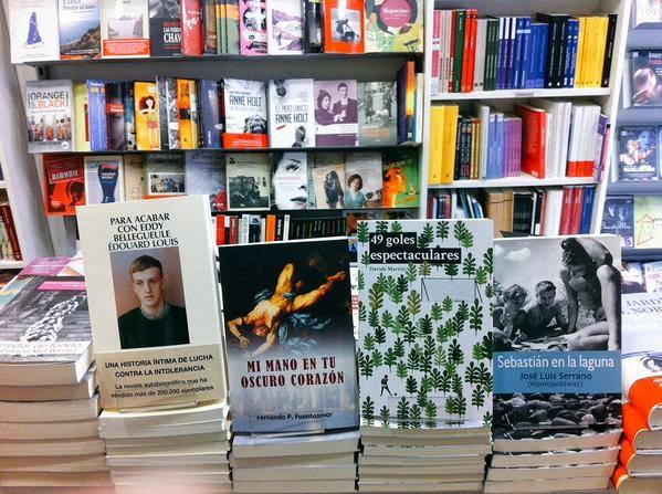 Librerías de Madrid con sección LGBT