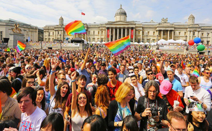 Londres, Inglaterra LGBT