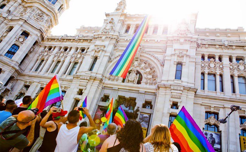 Madrid, España LGBT