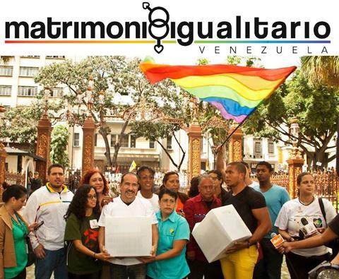Matrimonio igualitario Venezuela