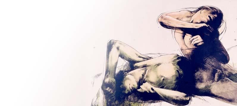 Obra de Luis Caballero