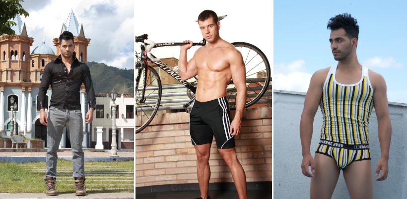 Línea de ropa casual, sensual, interior y deportiva de Uniwear Moda Masculina