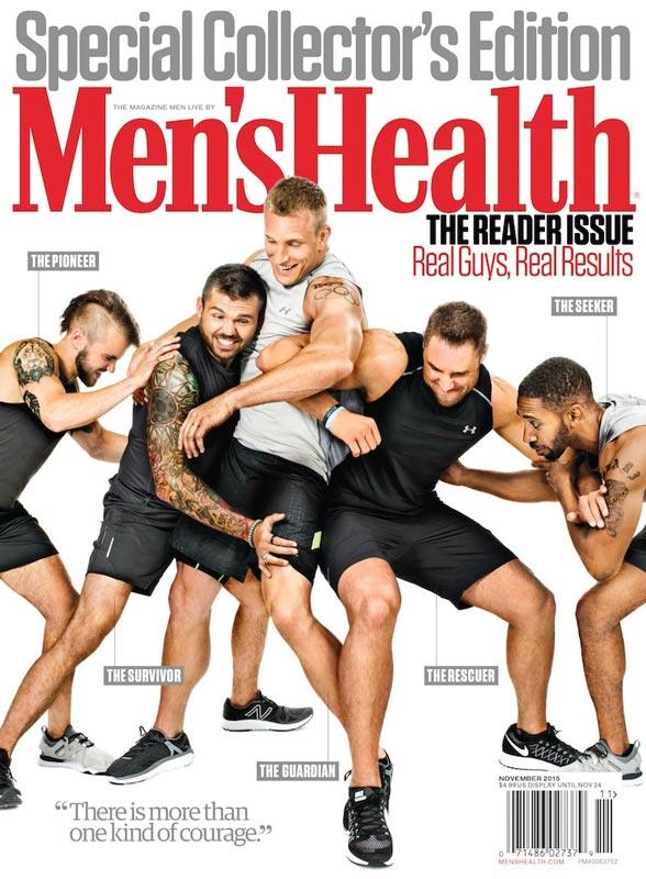 Special Collector's Edition Men'sHealth