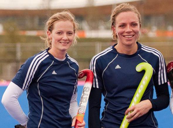 Helen y Kate Richardson-Walsh