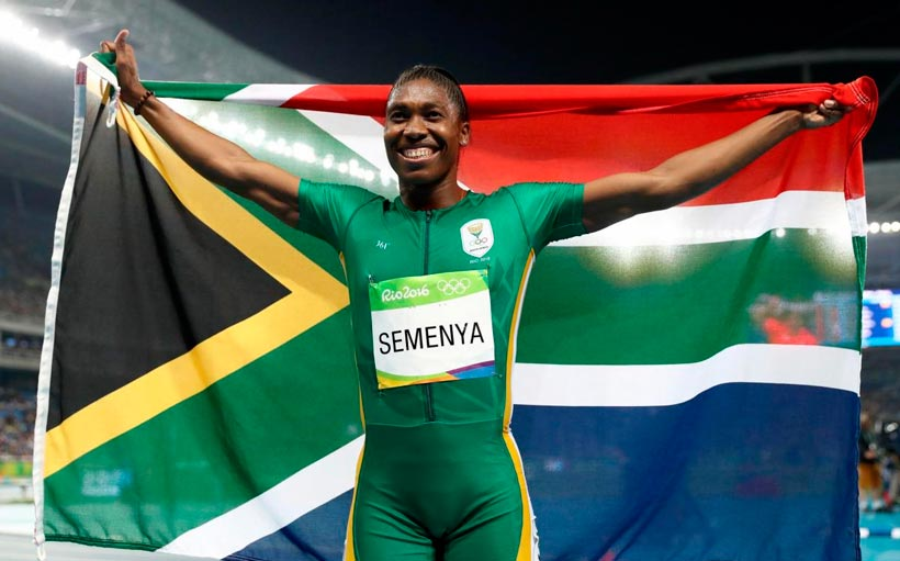 Atleta intersexual hizo historia en Río 2016