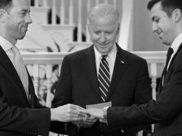 Joe Biden, el vice, ofició una boda gay