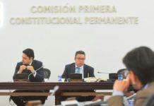 Aprobado Referendo de Morales en Comisión Primera
