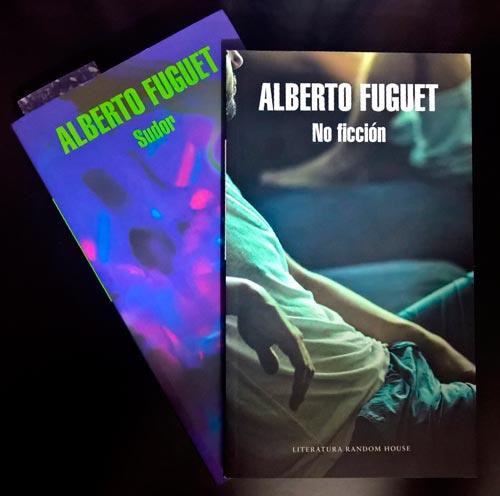 """""""Sudor"""" y """"No ficción"""" de Alberto Fuguet. / FOTO: libletter.blogspot.com.co"""