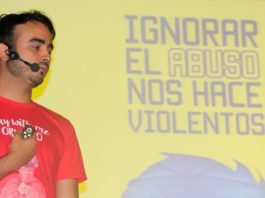 Daniel Arzola recibe premio de Derechos Humanos