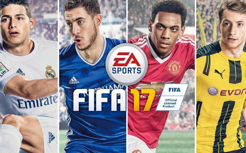 FIFA 17 en la mira en Rusia