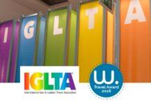 IGLTA galardonado en los Travel Award 2016