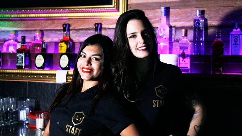 Mujeres del staff de Alta Gama