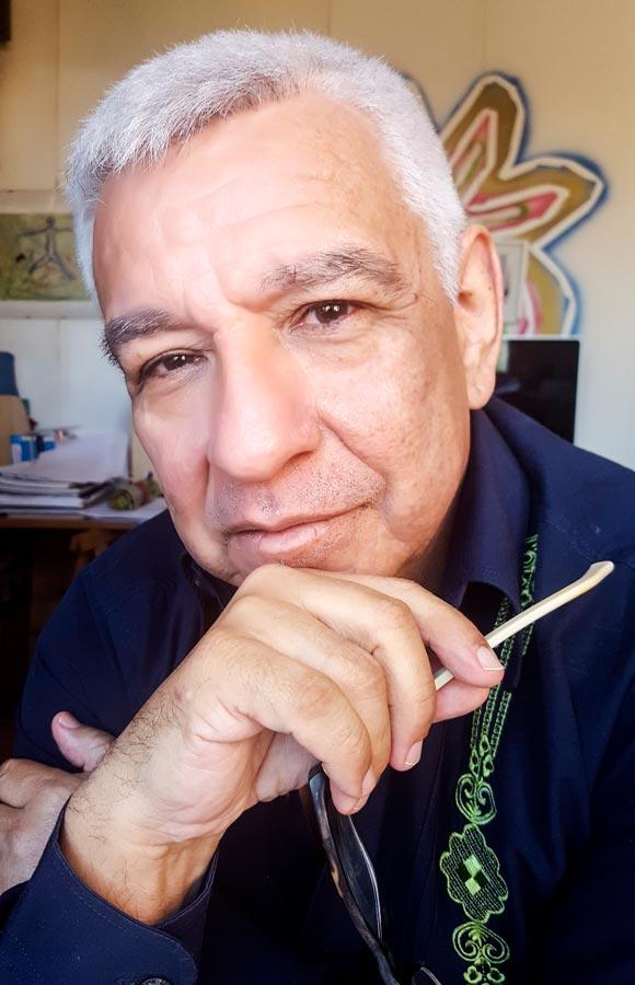 Manuel Velandia. / Foto: Laura Notario