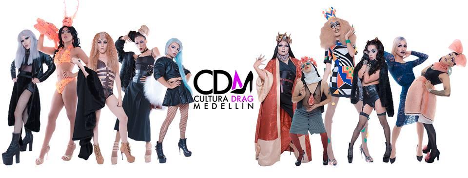 CDM: Cultura Drag Medellín