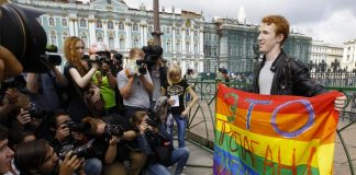 TEDH conda a Rusia por ley de propaganda gay