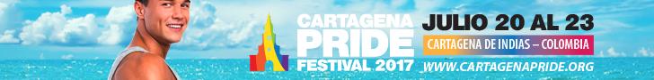 Cartagena Pride Festival - Julio 20 al 23
