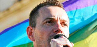 Vincent Boileau, primer homosexual casado frances postula candidatura legislativa