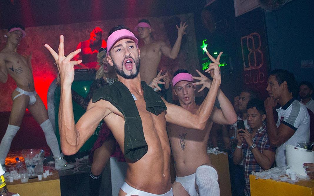gay melancap