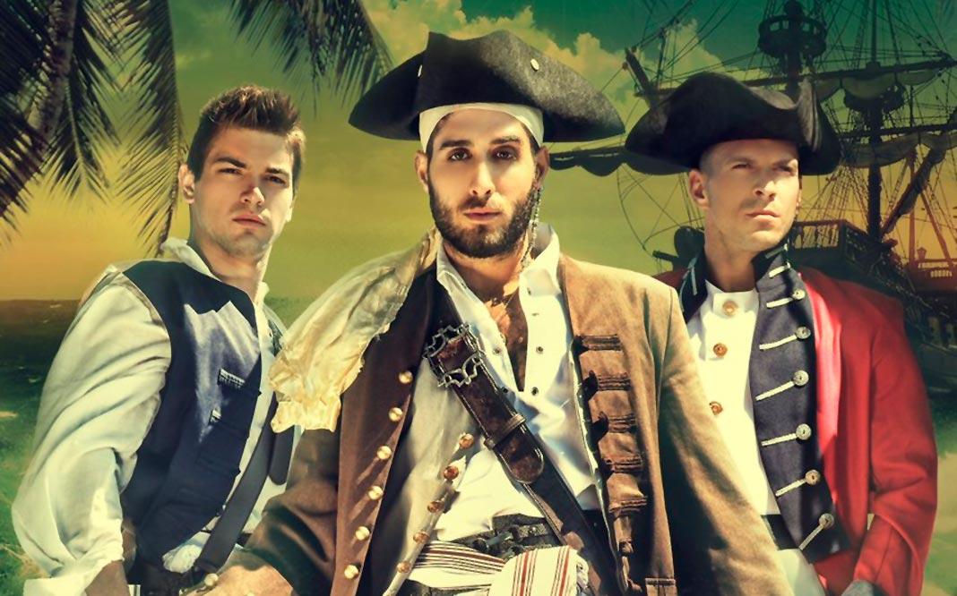 Piratas del Caribe - Wikipedia, la enciclopedia libre