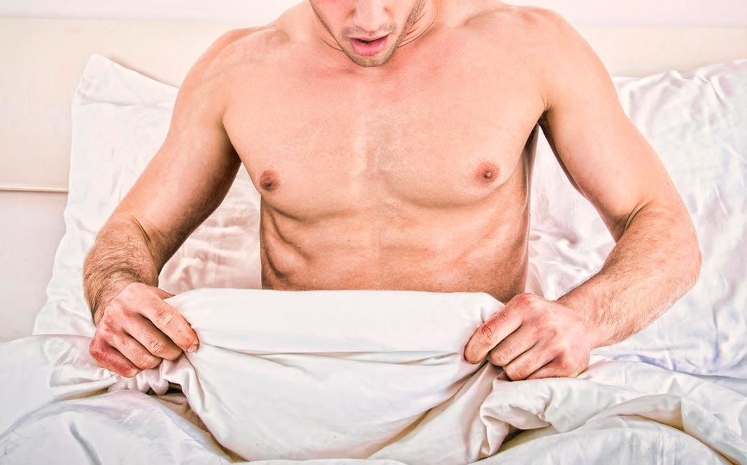 Mejorando el rendimiento sexual masculino