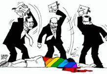 La homofobia de las iglesias