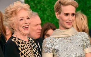Parejas gay de la tercera edad edad en Hollywood