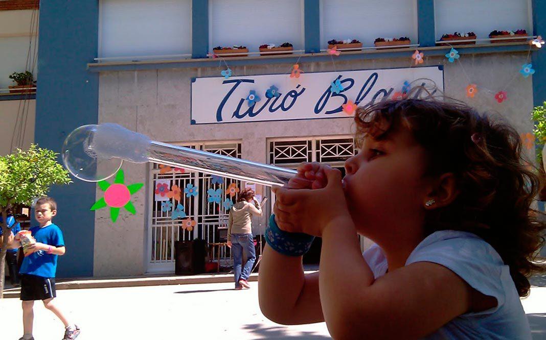 Turó Blau, la escuela pública LGBT friendly en Barcelona