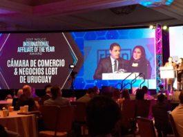 La cámara de Comercio LGBT de Uruguay premiada como la mejor del mundo